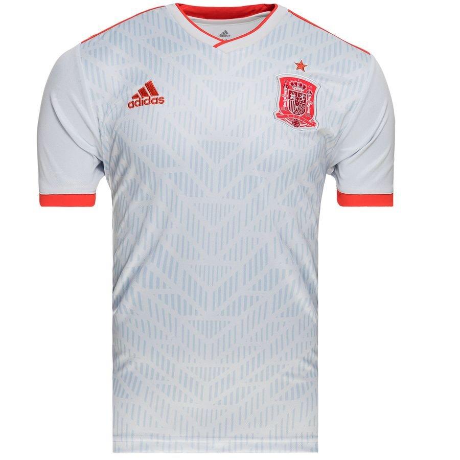 972fab64d44 TFC Football - ADIDAS SPAIN FEF AWAY 2018 WORLD CUP JERSEY BR2697