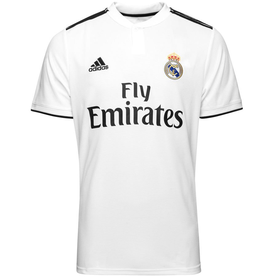 TFC Football - ADIDAS REAL MADRID YOUTH HOME 18 19 JERSEY 443a8488d
