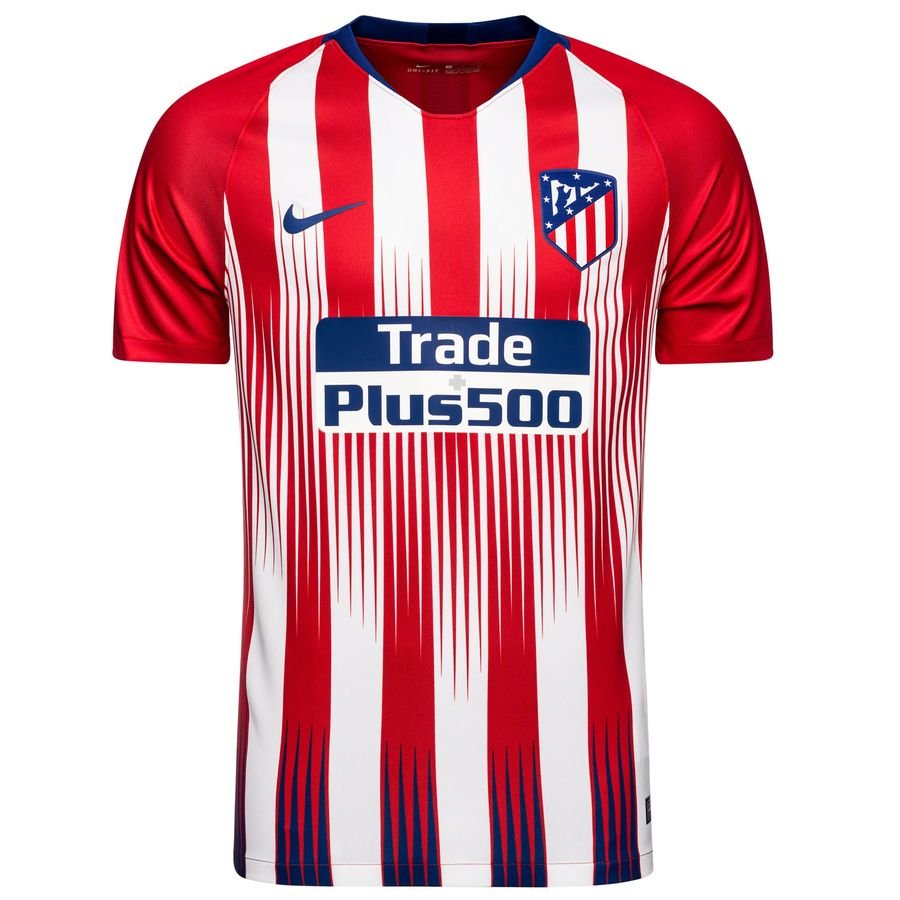 d484c1875 ... ATLETICO MADRID 18/19 HOME JERSEY. Sale In stock. NIKE