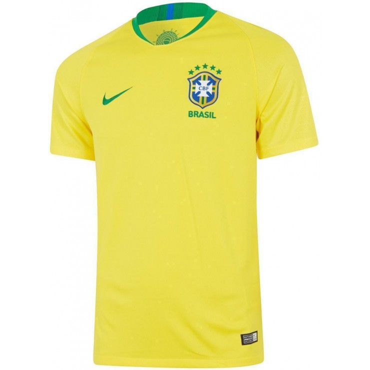 8eb0fbb9e TFC Football - NIKE BRASIL CBF HOME 2018 WORLD CUP JERSEY