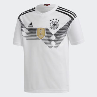 af37db662 KIDS GERMANY HOME 2018 WORLD CUP JERSEY · ADIDAS