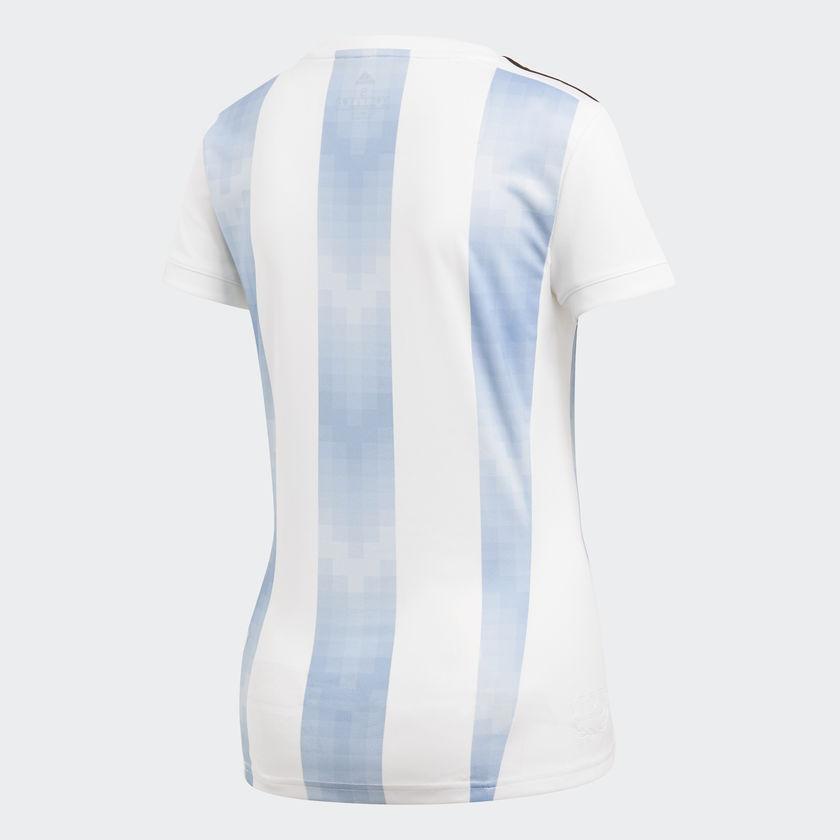 TFC Football - ADIDAS WOMEN ARGENTINA HOME REPLICA 2018 WORLD CUP JERSEY e5ec6d5c7