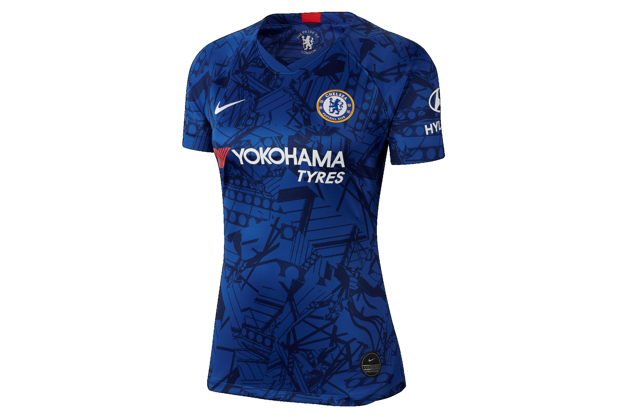 online store 0c7d7 208dc CHELSEA FC 19/20 HOME WOMENS JERSEY