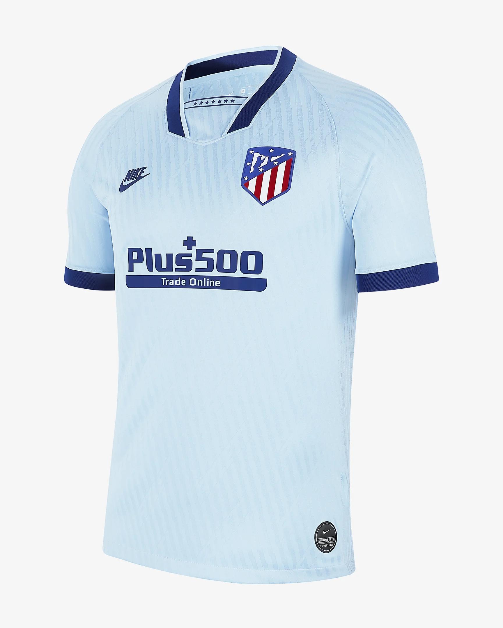 Tfc Football Nike Atletico Madrid Third 19 20 Jersey